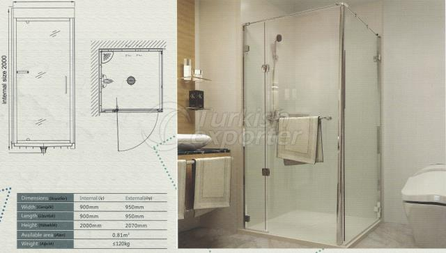 Unit Bathroom BM-0909